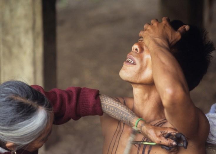 The Last Kalinga Tattoo Artist Of The Philippines Lars Krutak