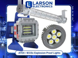 ATEX/IECEx Explosion Proof Lights for Maximum Safety and Compliance