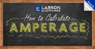 How to Calculate Amperage When Planning A Lighting Installation Project