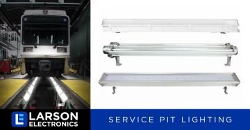 Choosing the Correct Service Pit Lighting