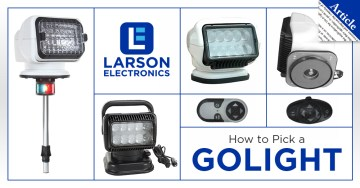 How To Choose The Right Golight For Your Needs