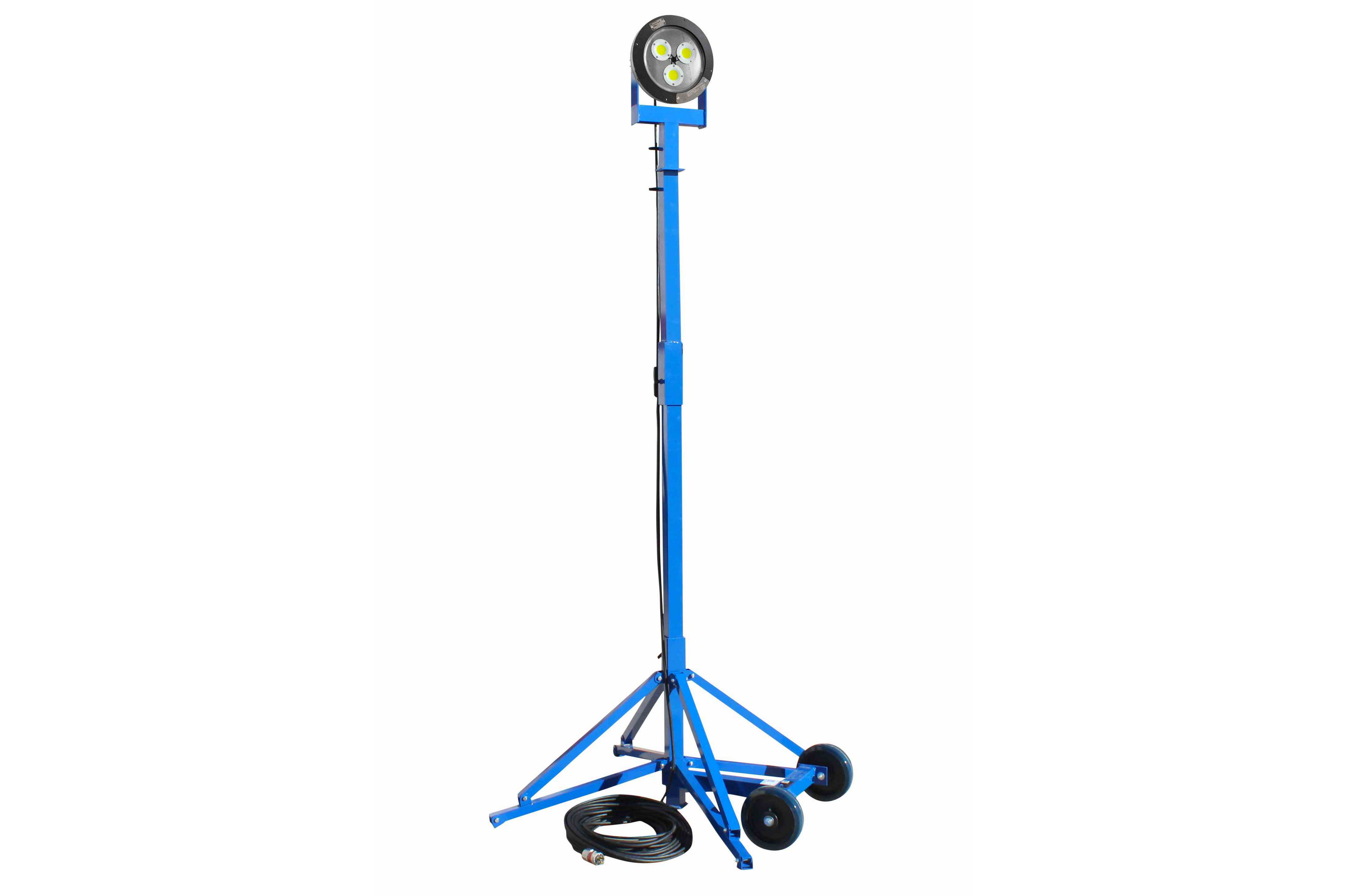 80w Explosion Proof Led Light Tower