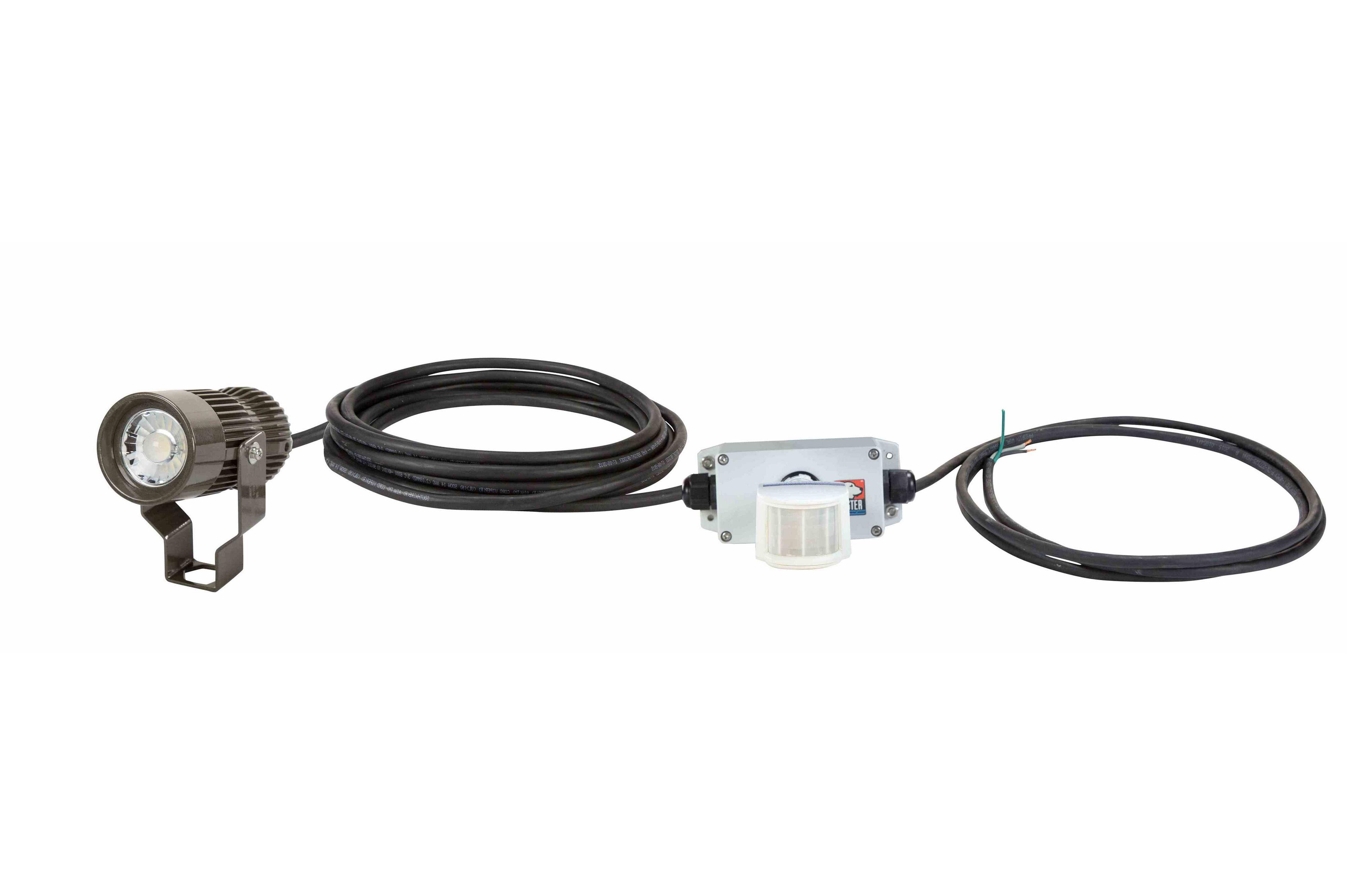 18 Watt Led Industrial Light Fixture