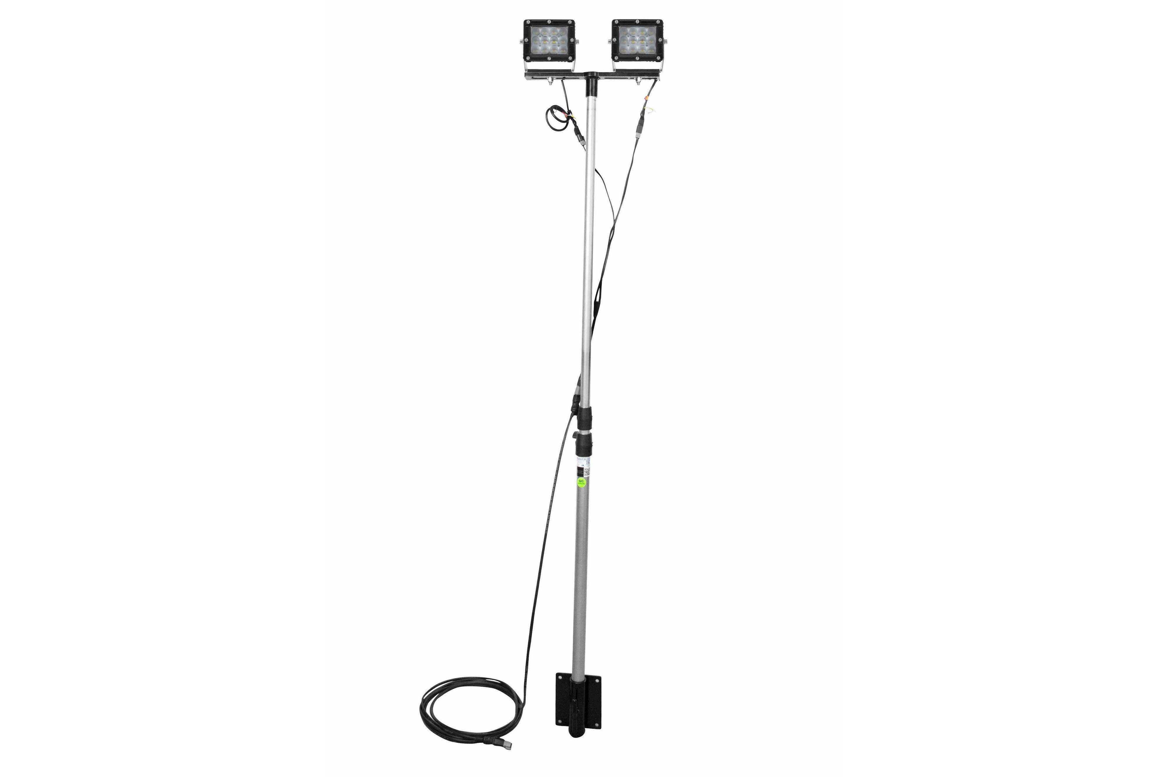 120w Led Pole Light