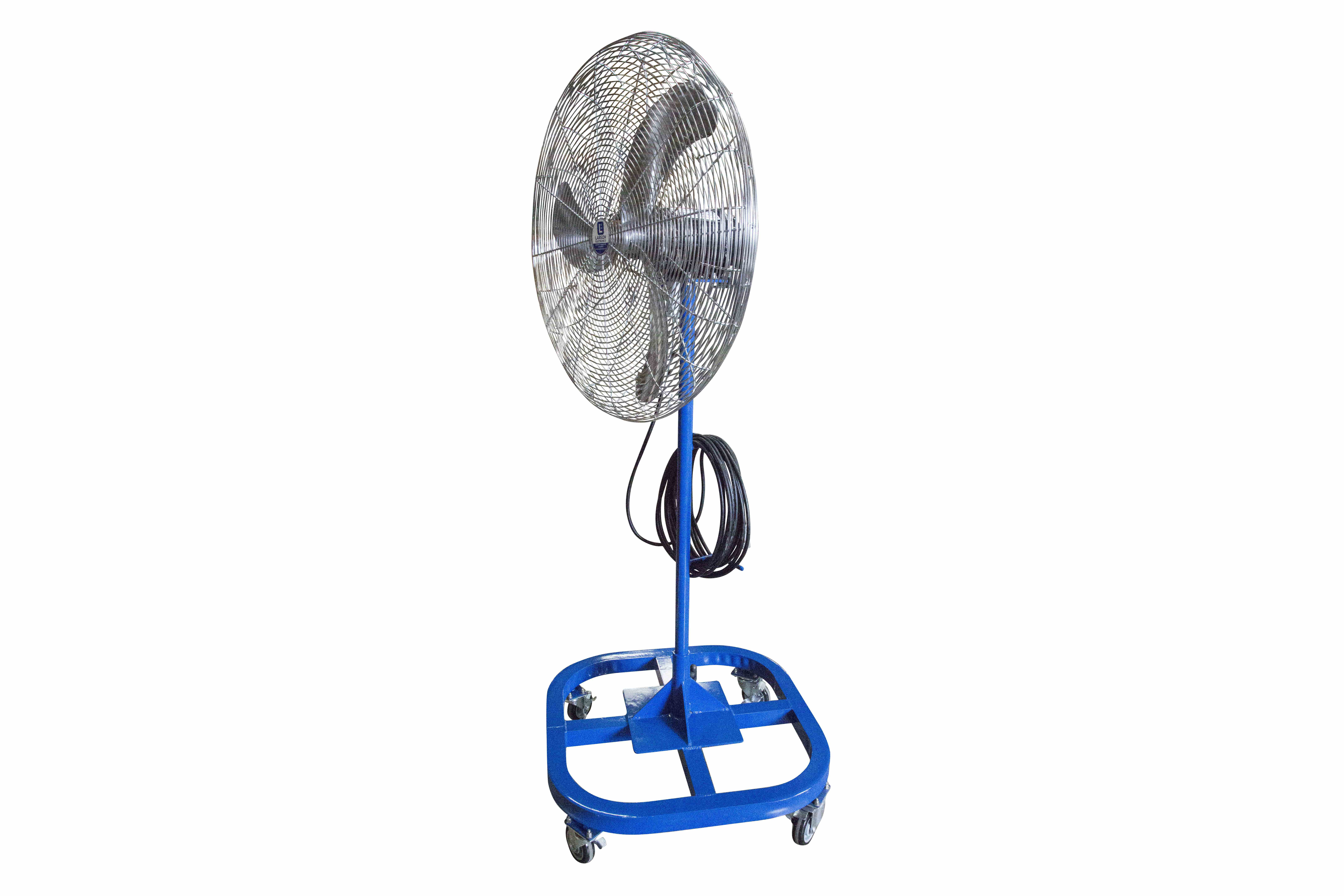 30 Electric Explosion Proof Fan On 4 Stand