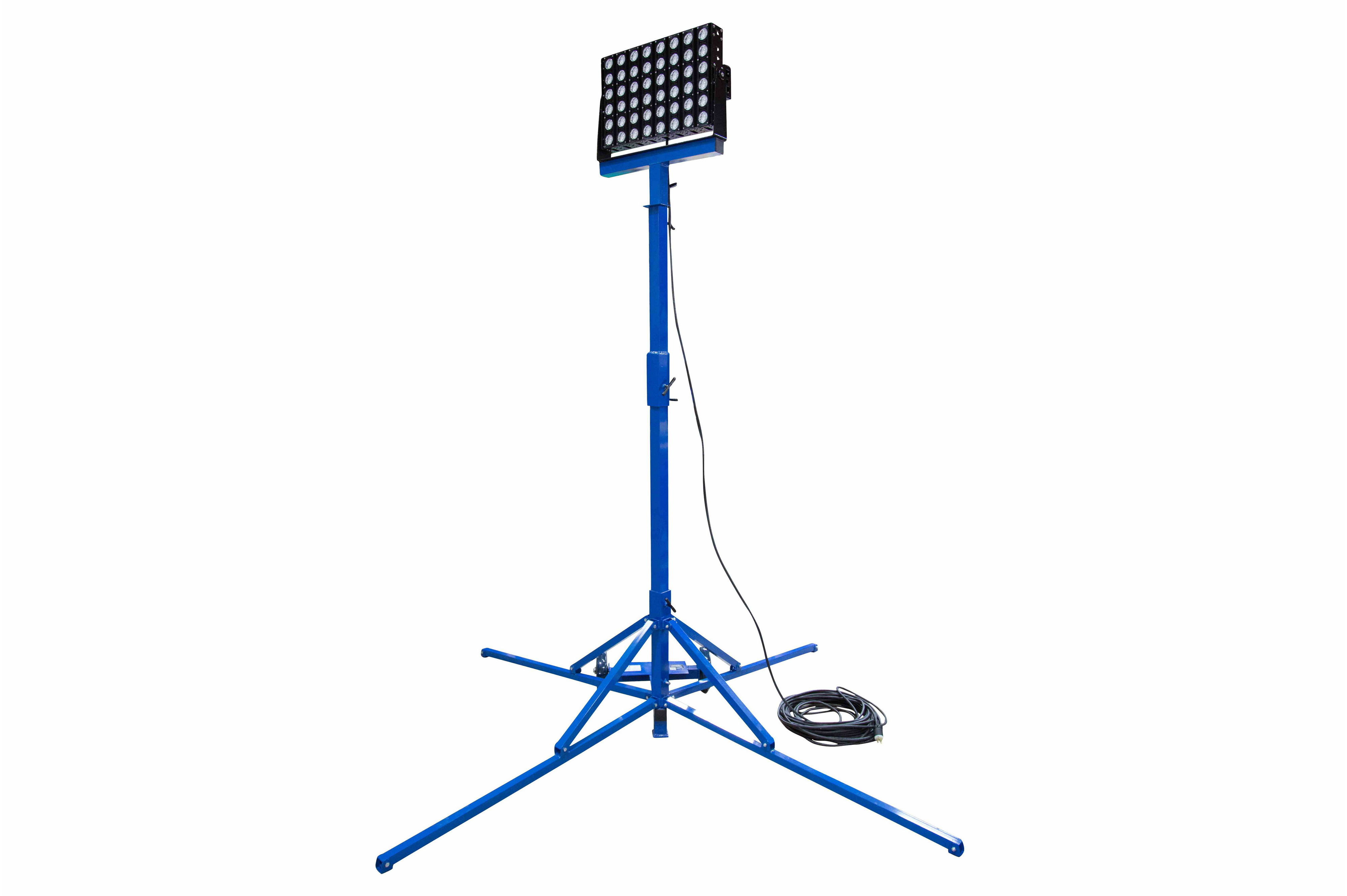 500 Watt Work Area Led Light Tower