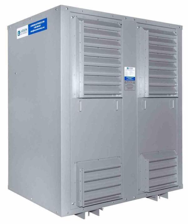 Larson Electronics - 750 kVA Transformer - 12470V Delta ...