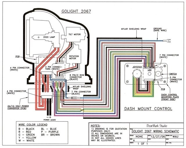 wiring diagram boat