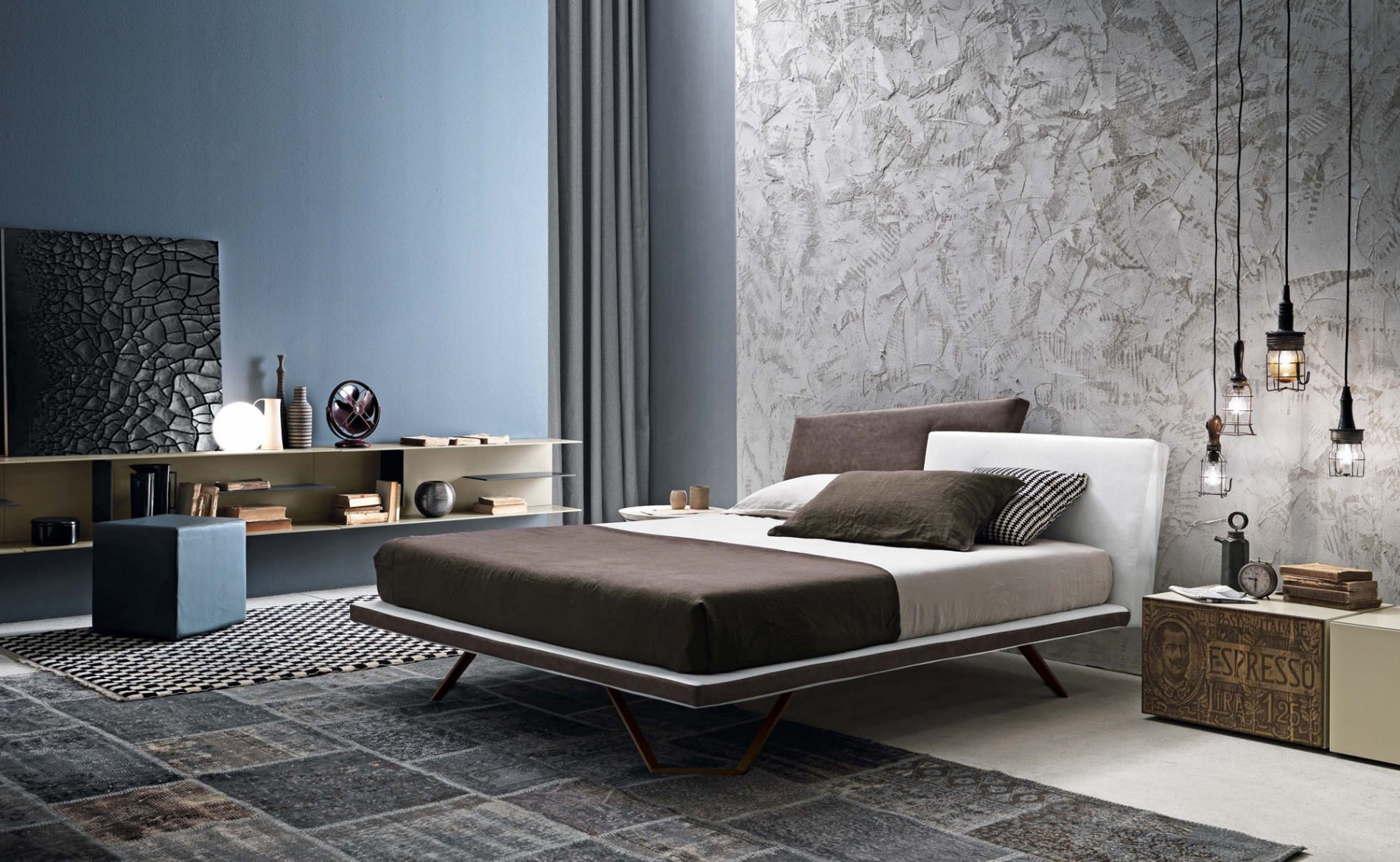Meeting Presotto Bed Lartdevivre Online Furnishing