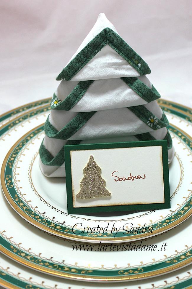 Natale Fai Da TeSegnaposto Natalizio Decorazione Tavola
