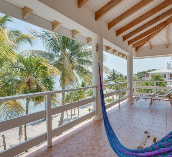 Placencia Belize 3BR Oceanfront Suites-3