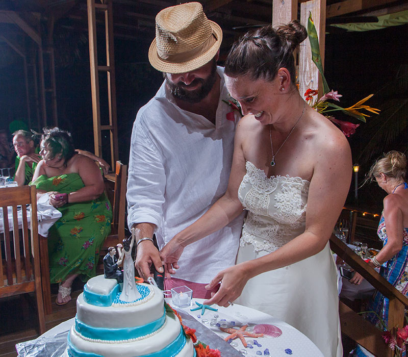 Placencia Belize All Inclusive Beach Wedding Package-1