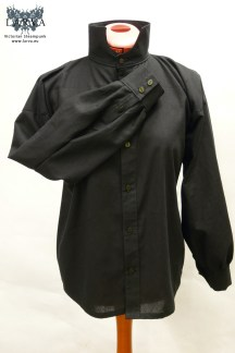 victorian-shirt-black_sleeve-up