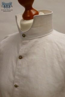 victorian-shirt-ivory_standup-collar