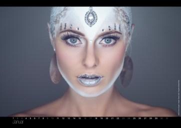 Faszination Makeup 2016 - Januar