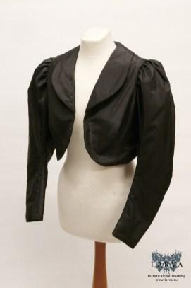 victorian-silk_jacket_black_front