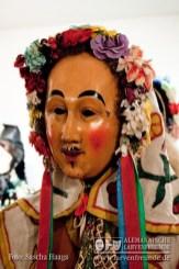Das Museum beherbergt prächtige Hanselschemen aus mehreren Jahrhunderte