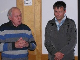 Martin Bluemcke und Claus Epting