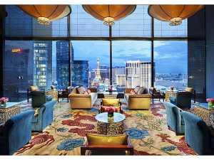 Mandarin-Oriental-Las-Vegas-Penthouses-For-Sale-Tea-Lounge
