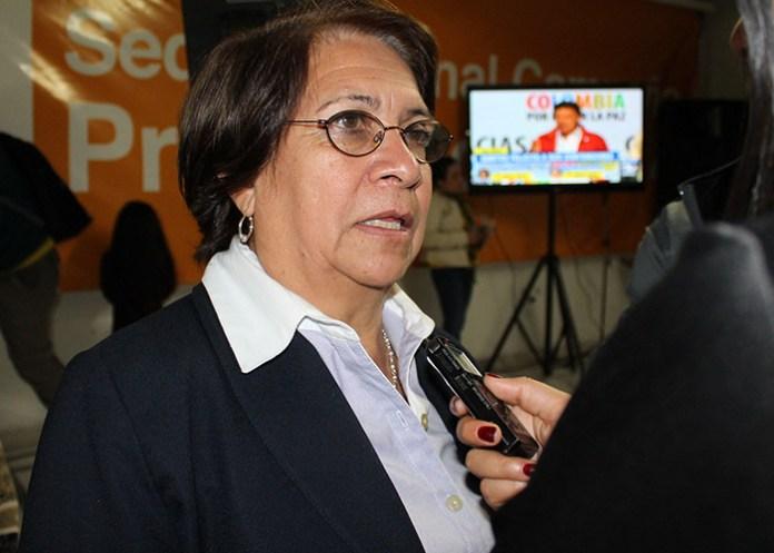 """""""Entre Santos y Zuluaga todo seguirá igual. Pero si llegan los que nos mataron será muy difícil"""": Aida Avella"""