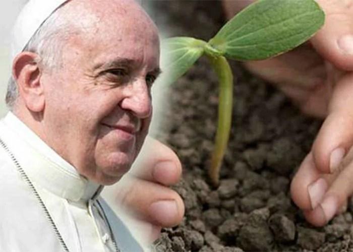 El papa, el calentamiento global y Grecia