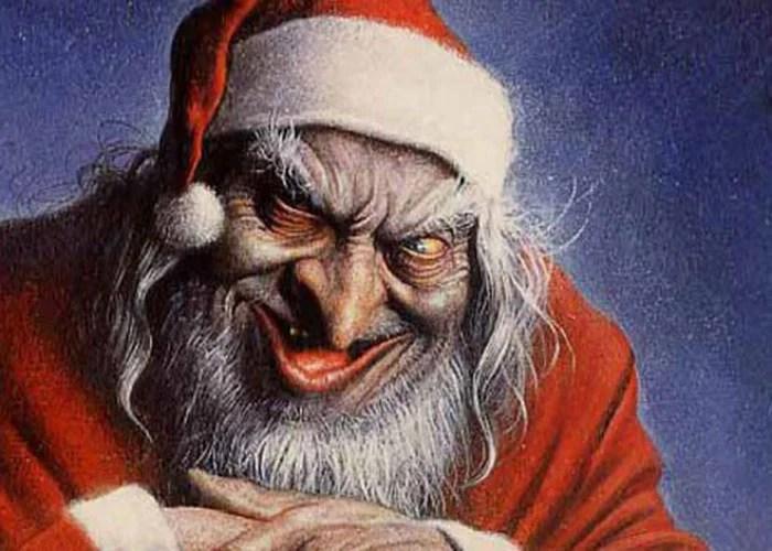El lado satánico de la Navidad