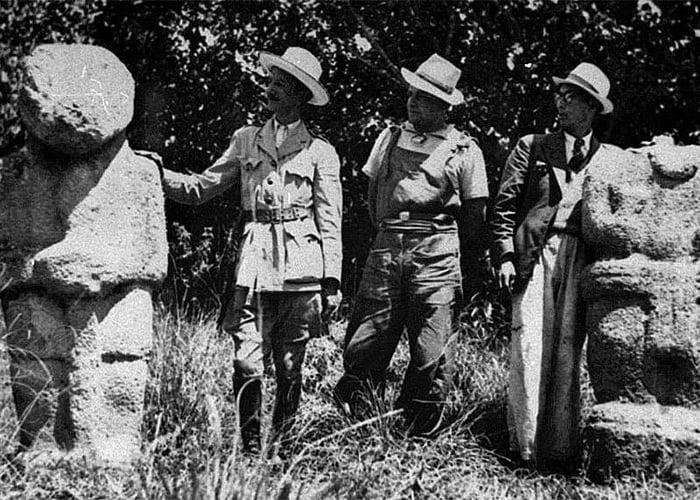 El alemán que descubrió San Agustín y se robó 21 estatuas