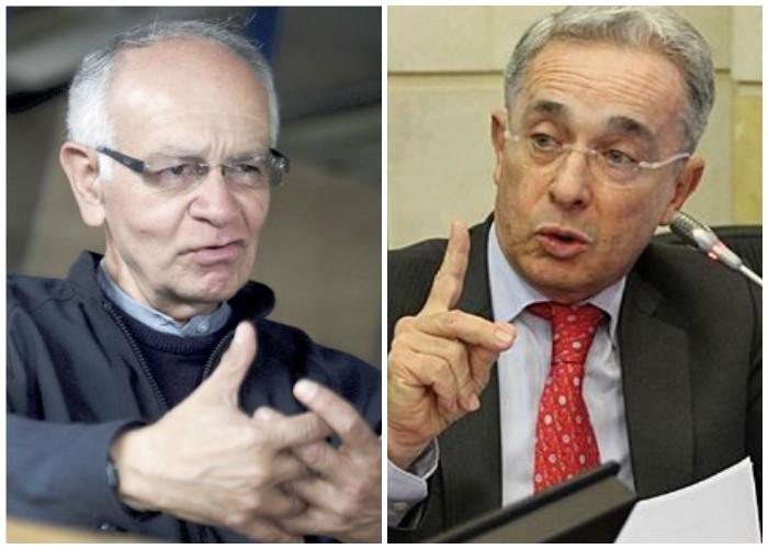 Los Jesuitas enfrentan a Álvaro Uribe