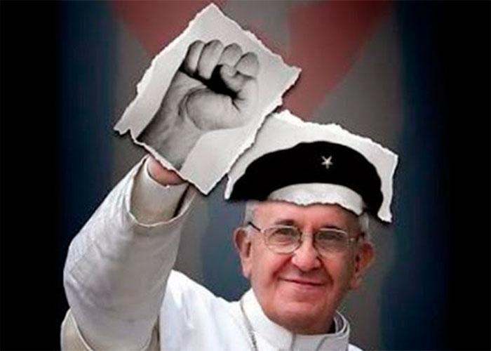 ¿Por qué los católicos colombianos de misa diaria no quieren al Papa Francisco?