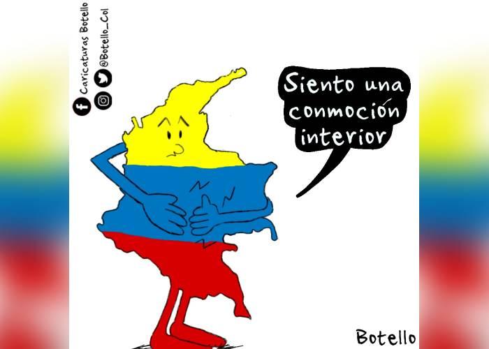 Manuel antonio muñoz uribe universidad nacional. Caricatura Conmocion Interior Las2orillas