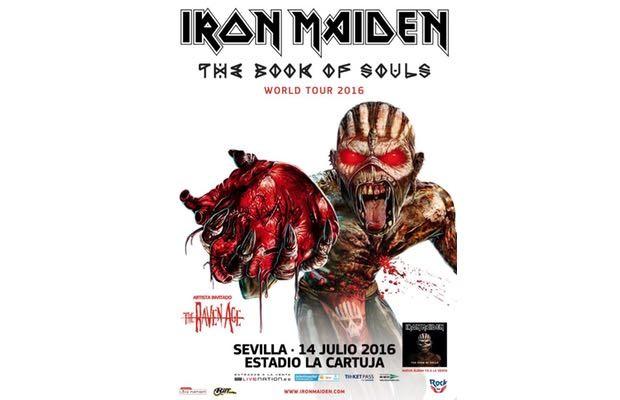 iron maiden cartel 3