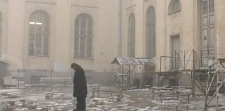 'Doblatov', de 'Doblatov', es una coproducción procedente del Este de Europa, dirigida por Aleksey German Jr.