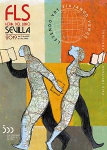 feria del libro 2019 cartel Feria del libro Feria del libro