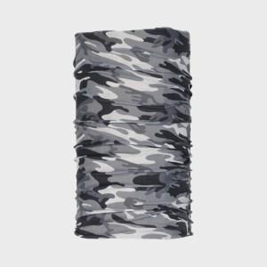 Tubular Camouflage Black Wind x-treme