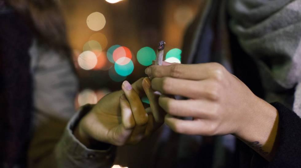 Reduce el consumo de cannabis entre adolescentes en E.E.U.U. tras legalización