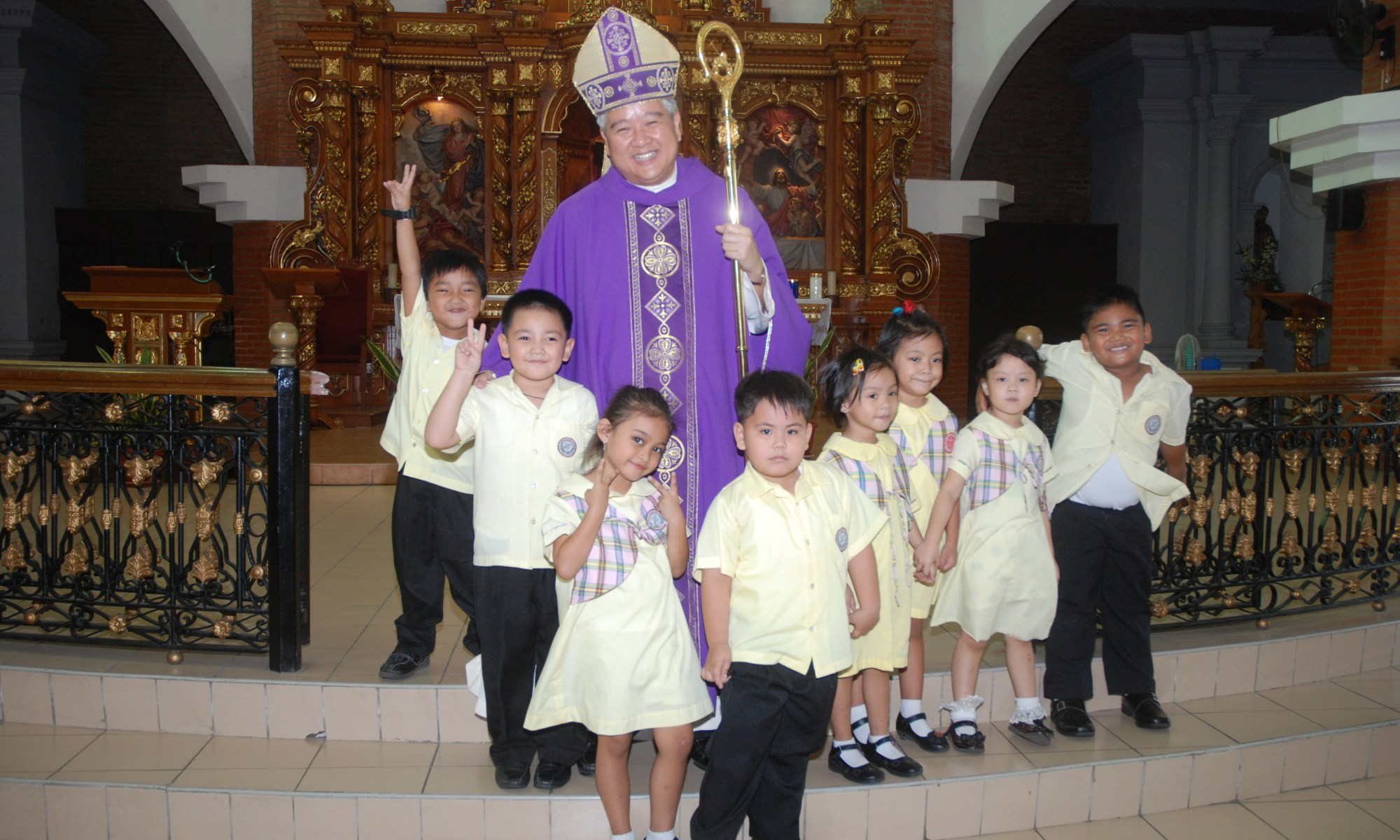 Bp. Soc with kids
