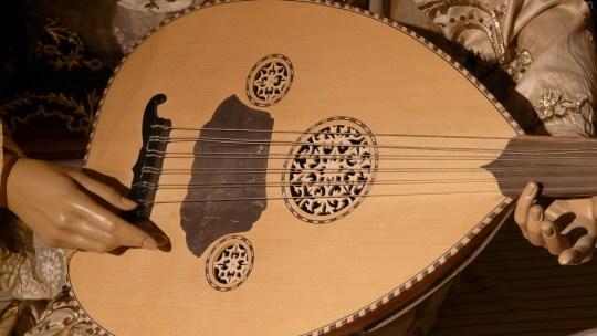 La leçon de mandoline magique