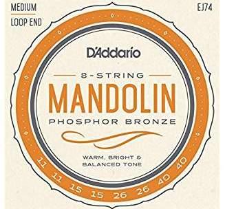 Quelles sont les meilleures cordes mandolines ? Le Top 10 de 2020 !