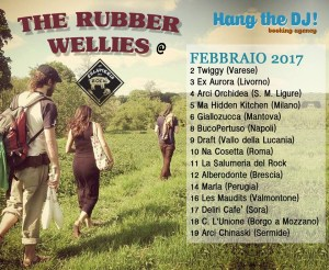 THE RUBBER WELLIES