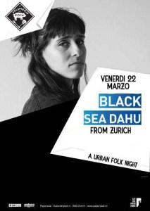 BLACK SEA DAHU