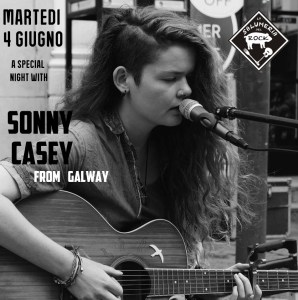 SONNY CASEY