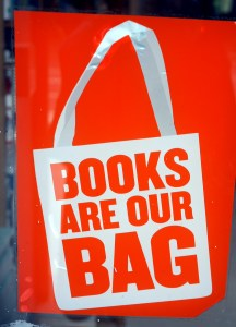 Books are our bag
