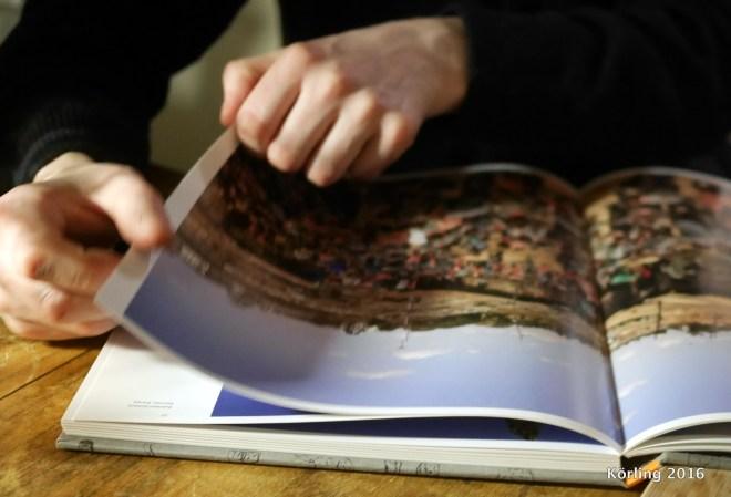 Böckerna vi tittade i. Hej HOPP! / Anne-Marie Körling