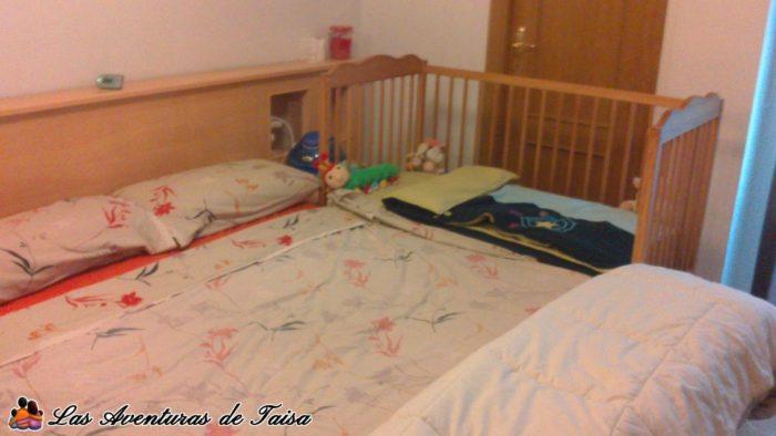 Cuna de colecho - Barrera - Cómo evitar que tu bebé se caiga de la cama