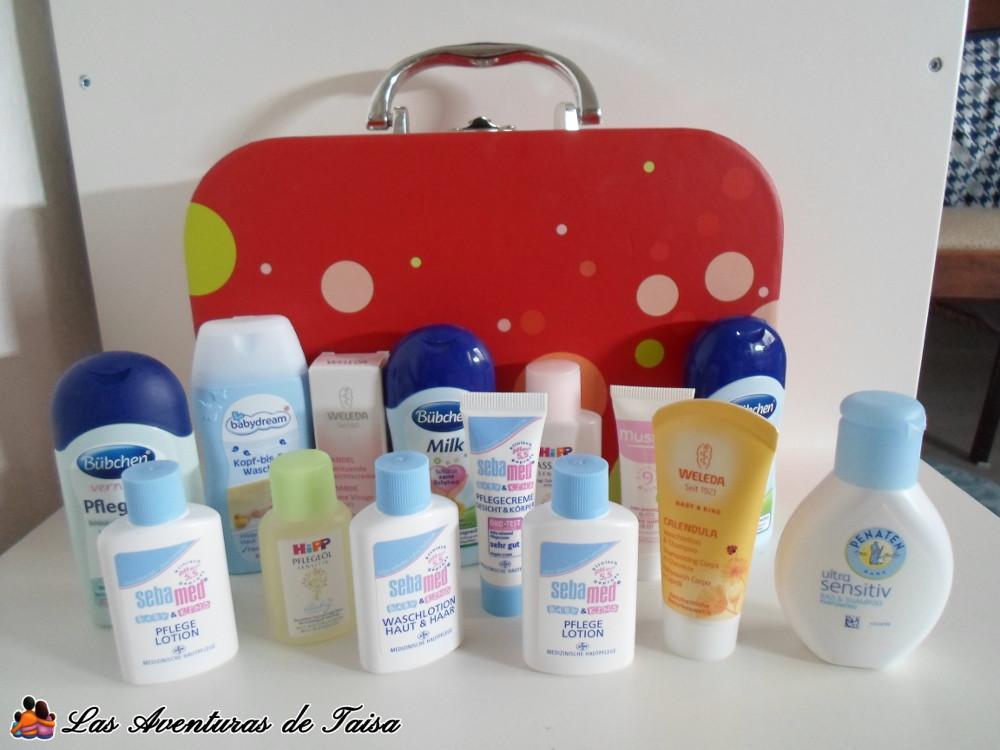 Apuntándote a los distintos clubs puedes conseguir un montón de muestras ¿Para qué vas a necesitar comprar jabón para tu bebe-?
