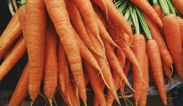 Zanahorias para calmar la ansiedad en el postparto