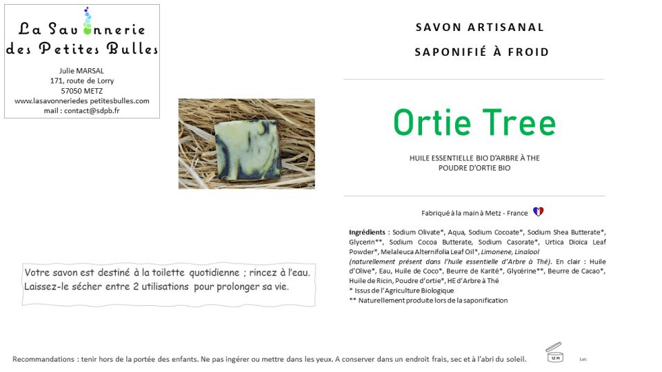 Etiquette Ortie Tree
