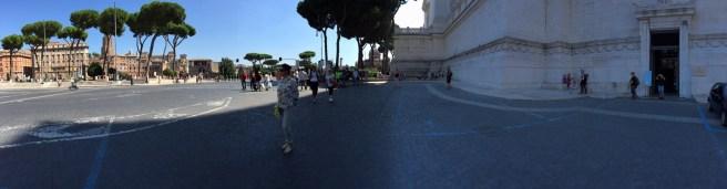 La copy a Roma