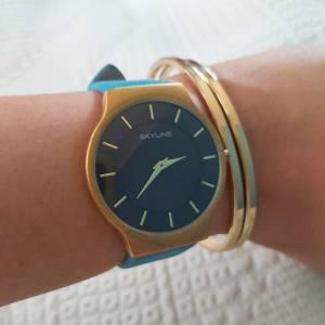 reloj azul mujer las caprichosas