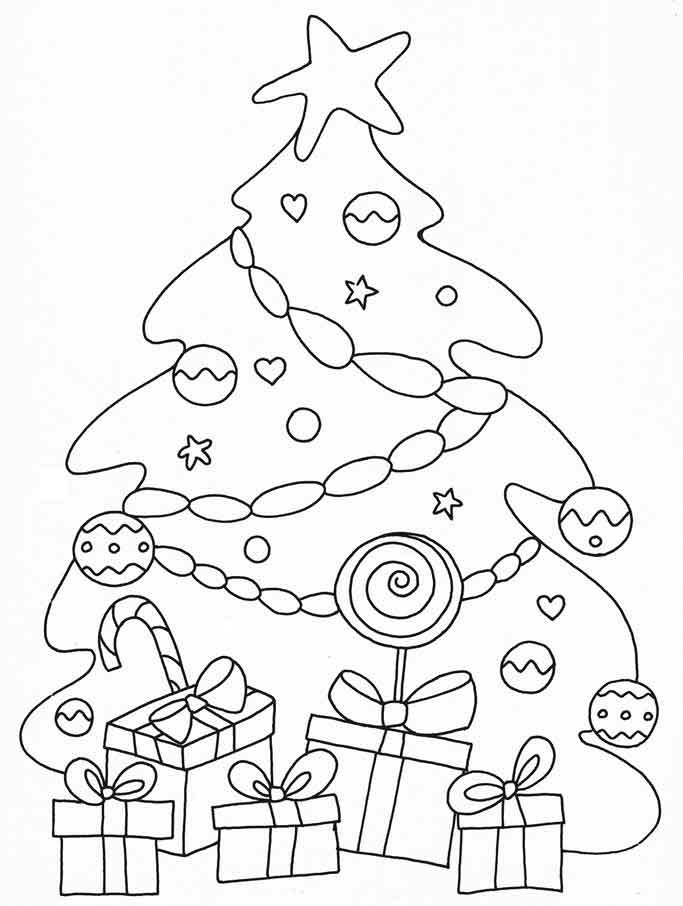 Semplici idee che vi aiuteranno a decorare la casa e la scuola;. Disegni Di Natale Da Stampare E Colorare Lascatoladeisegreti It